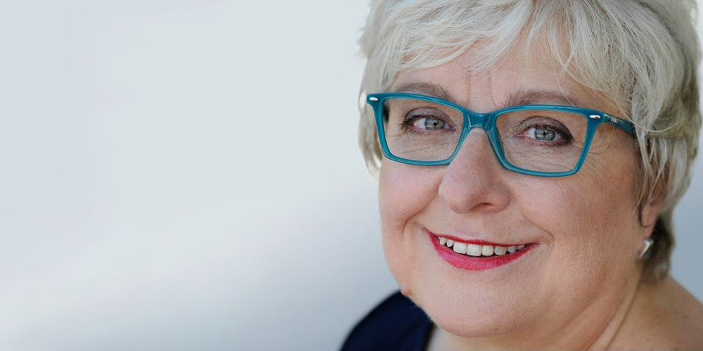 Sabine Asgodom - Gründerin und Unterstützerin von Reden für Menschlichkeit