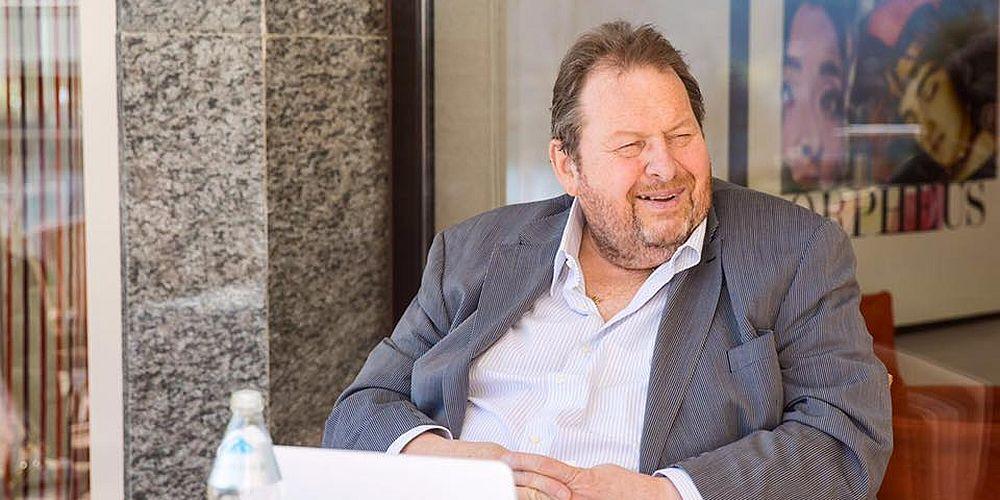 Ottfried Fischer - Schauspieler und Unterstützer