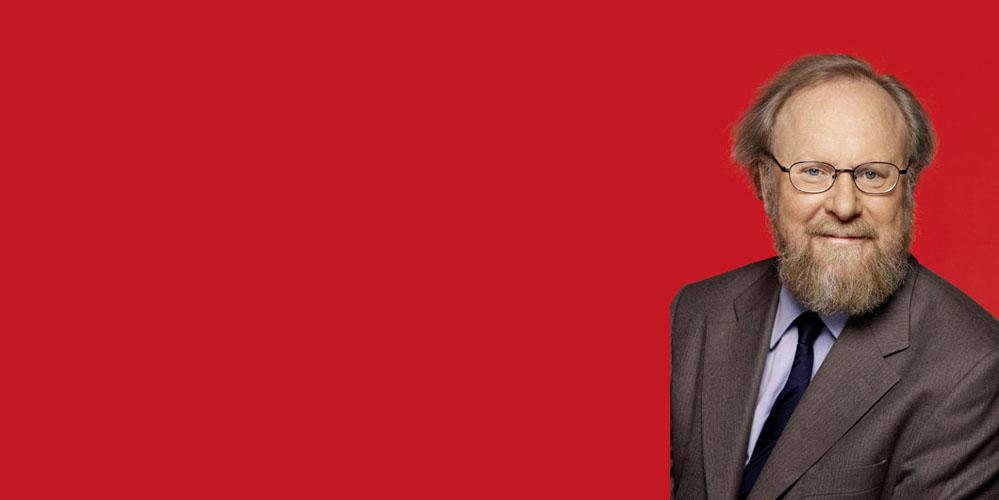 Wolfgang Thierse - Unterstützer und am 20.5. in der Urania dabei!
